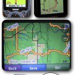 GPS or Snowmobile System Map Book